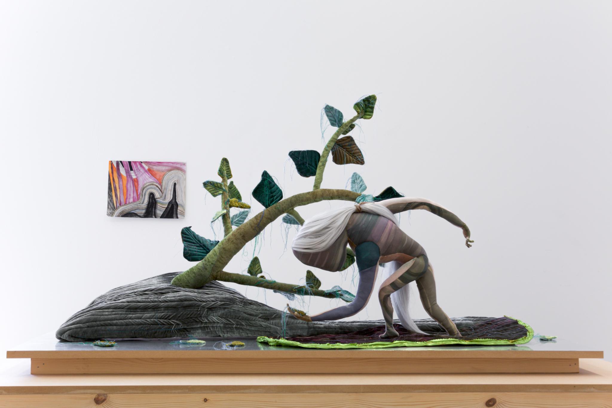 Emma Talbot Ghost Calls And Meditations Kunsthaus Centredart Pasquart2021 Galeries2 2 photo Lia Wagner jpg