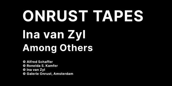 Onrust tapes ivz web
